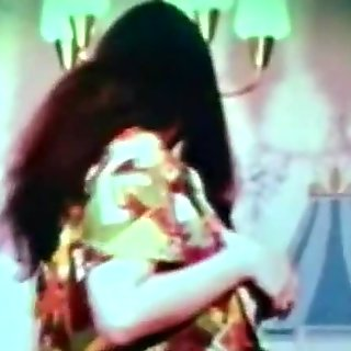 Plump Girl is a Skillful and Sexy Stripper (1960s Vintage)