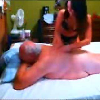 Massage for fat client
