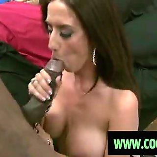 Mature Lady Loves Black Dick