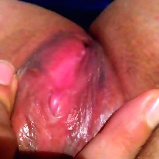 Sexy Romanian Brunette Tasty Clitoris