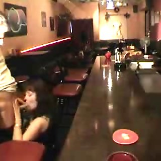 HOT FUCK #20 (The Bar Slut Public Toilet)
