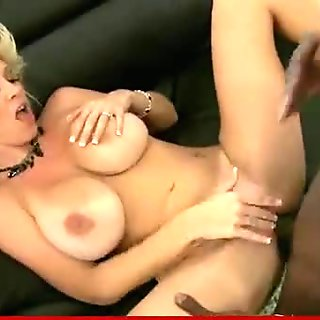 Milf has her FIRST INTERRACIAL Monster Cock 25