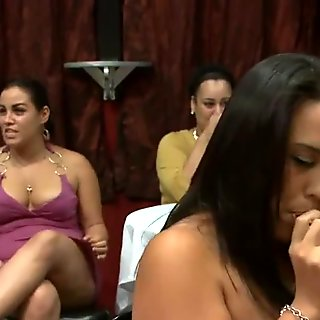 Lilith Lust and Sienna Day share a big rod