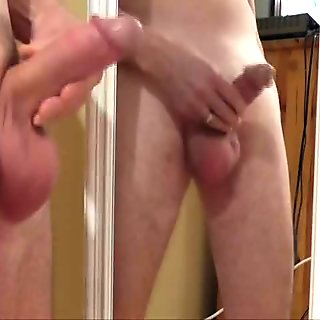 Mature hard cock jerkoff 4