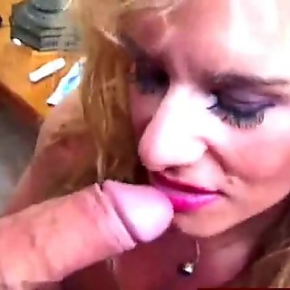 Teen and mature threesome