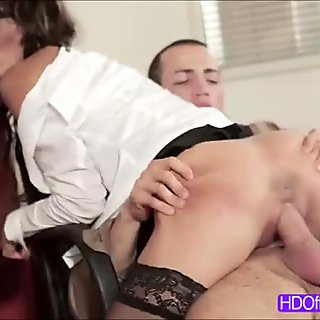 Two Blacks for Boss Wife