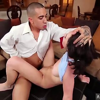 Slave punishment and mature Ryland Ann Loves it Rough