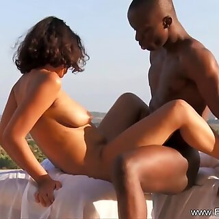 Ebony Sex Techniques From Africa