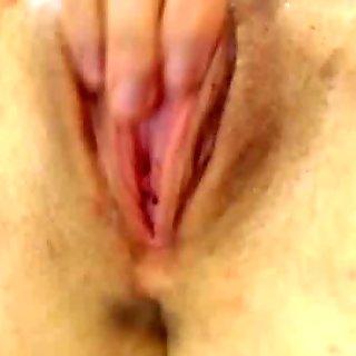 Horny MILF Masturbates And Squirts