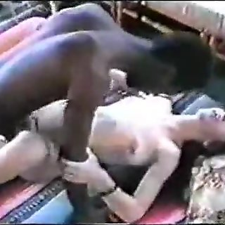 white wife gets deep bbc cum no bugs, needs help with tag finish