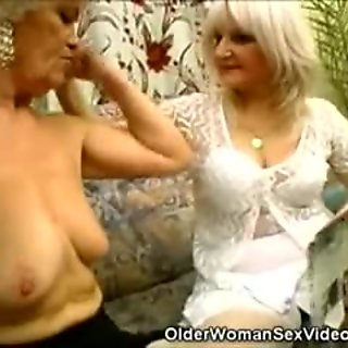 Sexy Older Babes In Lingeries