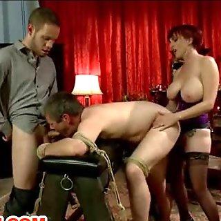Femdom BDSM Mistress Cuckold Mature Slave