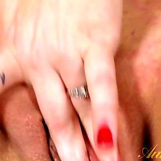Megyn in Masturbation Movie - AuntJudys