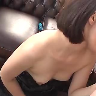 Slutty mom caressed and drilled