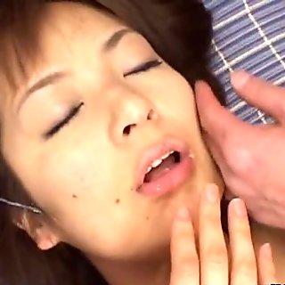 Akane Mochida Hot Japanese babe has hard part3