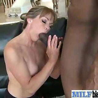 Sexy Mature Lady (shayla) Loving Sex Ride Black Mamba Cock vid-20