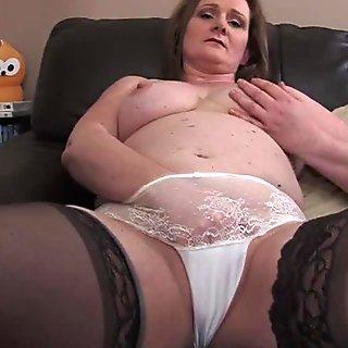 Real mom next door needs a cock