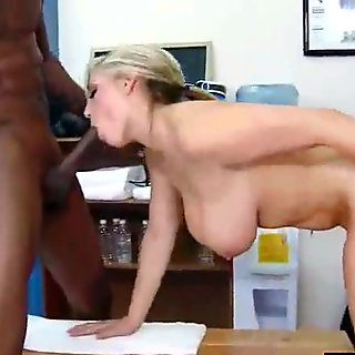Naughty Mature Lady (dayna) Love Sex With Big Black Hard Cock clip-11