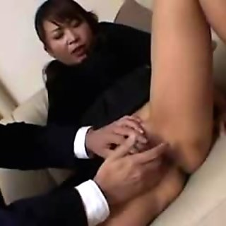 Sexy Mature woman is not wearing panties