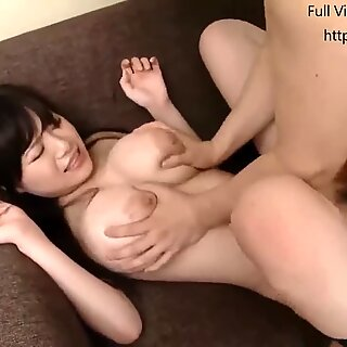 giant breast nymph servicing