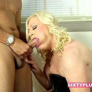 Compilation of sexy grannies fucking hard