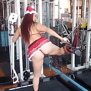 yes!!! fitness hot ASS hot CAMELTOE 70