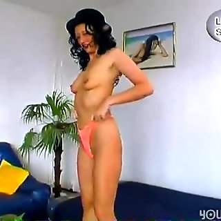 Sexy German with nice body solo  Sascha Production