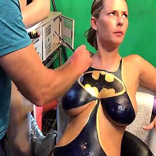Bat Ass Naked
