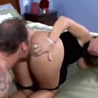 Young Guy Creams A Cougars Perfect Ass
