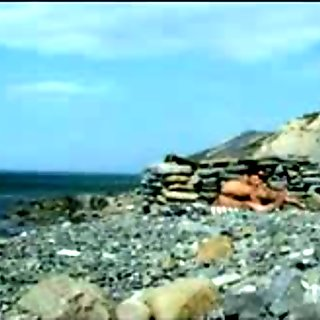 BEACH BLOWJOB (estefania)