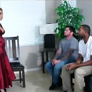 Brazzers - Cock etiquette how to fuck