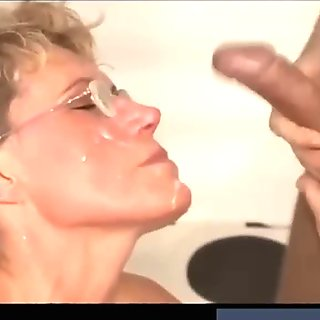 2017 MATURE FACIAL CUMSHOT COMPILATION PART 1