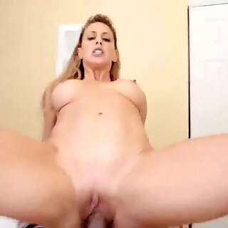 Hot mom and husband Cherie Deville in Impregnated By My Stepassociate s son