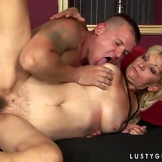 Hd porno mature Old HD