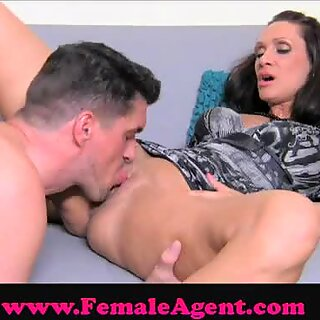 FemaleAgent. Ready, willing and able