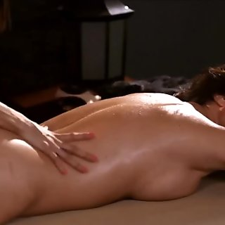 erotic massage featuring two busty MILFs