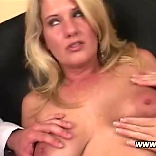 Sexy Nurse Asks Doctor To Be As Thorough As Possible When Checking Amazing Blonde Babe Bridgette Lee