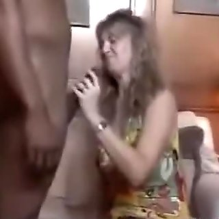 Wife jackie one time greater quantity showing shes a black penis slut