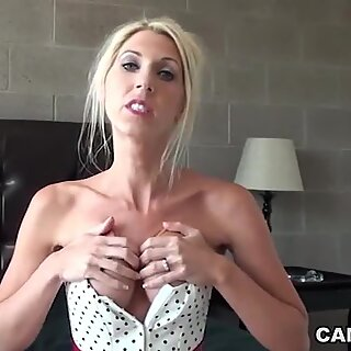 Blonde Will Make That Cock Cum So Good
