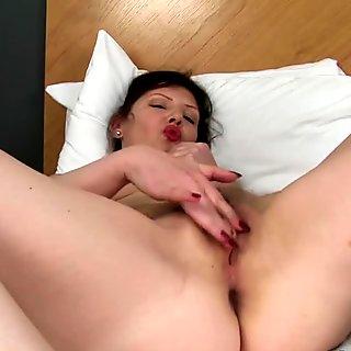 Kristine in Solo Movie - ATKHairy