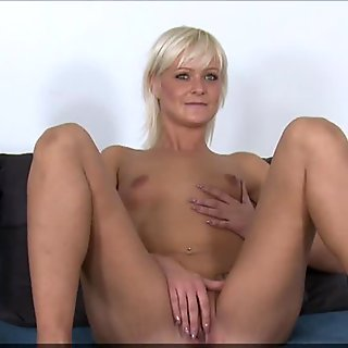 Corinne  in  Mature blonde wants to be a model - FakeAgent