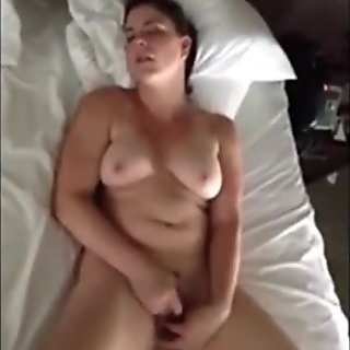 Sexy blonde and brunette babes get horny segment 16