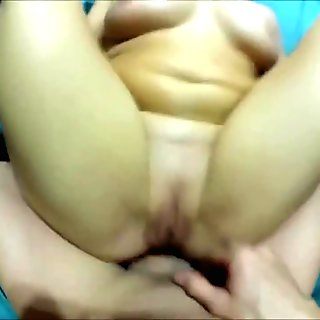 Horny cougar loves anal sex