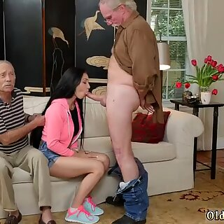 Old man fuck thai and daddy eats associate  crony s daughter pussy first time Dukke the