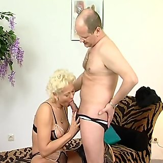 Big German cock for blonde girl - Inferno Productions