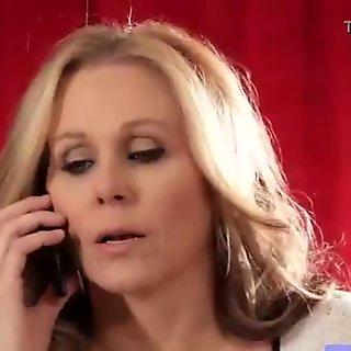(julia ann) Naughty Bigtits Housewife Love Intercorse vid-14