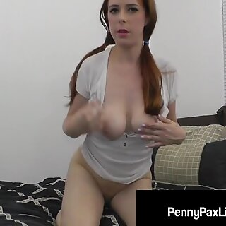 All-natural Any amount of money Pax Wishes You To Definitely Shower room Her In Very hot Seminal fluid! - Penny Pax
