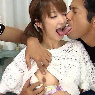 Fellows fuck ravishing japanese babes fervently